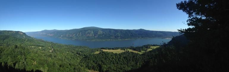 Gorge Panorama